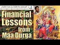 Financial Lessons from Maa Durga  stock market lession  lessons advisors can learn from Nav Durga