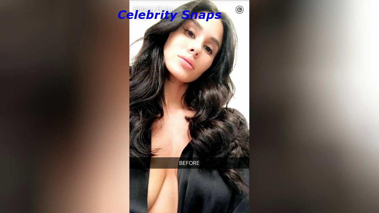 Brittany Furlan Snapchat Stories February 12th 2017