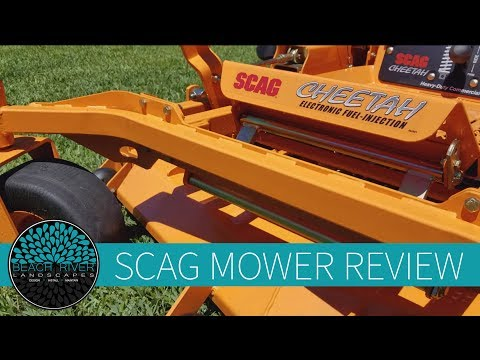 SCAG CHEETAH REVIEW AND DEMO! 35:40 for ACTUAL REVIEW/i was wrong about the roll bar fold in!