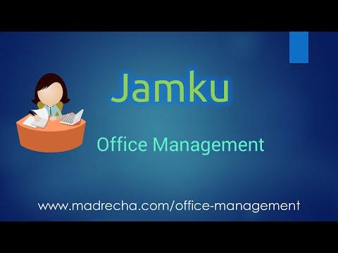 Office Management for CA, CS, Advocates, Consultant - JAMKU