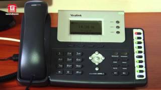 Обзор SIP-телефона Yealink SIP-T26P