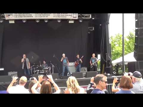 Untamed at the Fairport Music Festival