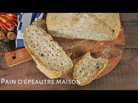 pain-d'Épeautre-maison-avec-la-preparation-pour-pain-mon-fournil