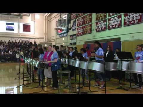 christiana high school drums pt 3
