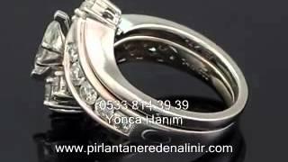 En Ucuz Pırlanta Yüzük Fiyatları, Pırlanta Yüzük Modelleri, Roz Diamond 11B
