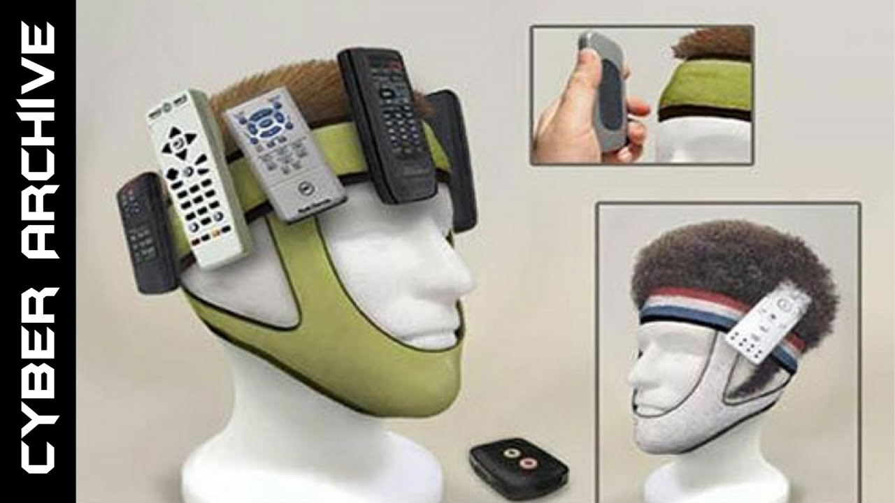 15 most useless inventions ever made youtube for Cool inventions that should be made