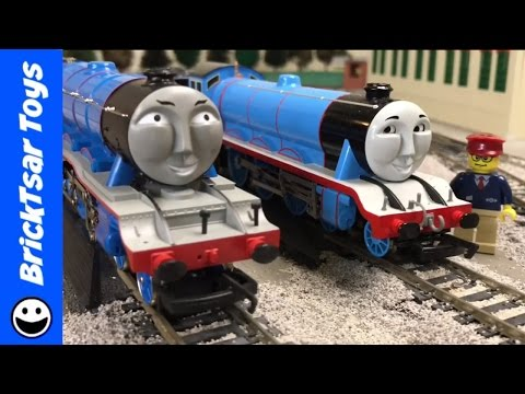HO SCALE TRAIN COLLECTION #1 Thomas, Bachmann, & Hornby Trains