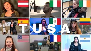 Who Sang It Better :KAROL G, Nicki Minaj - Tusa (us,austria spain,france,colombia)
