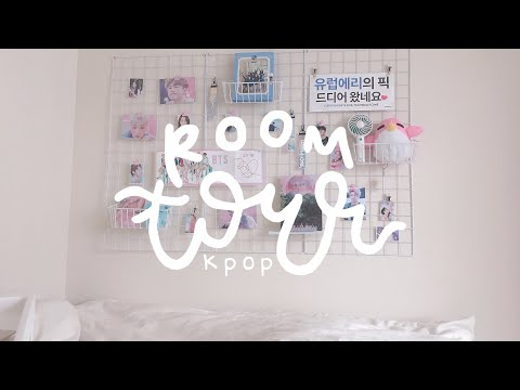 Kpop Room Tour | 2019 ヾ(❀╹◡╹)ノ゙