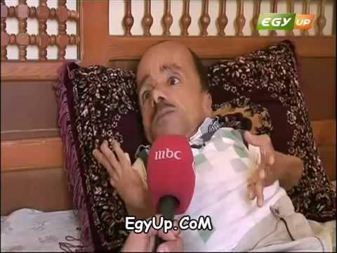 لقاء مع اقصر رجل فى العالم من الجزائر سبحان الله
