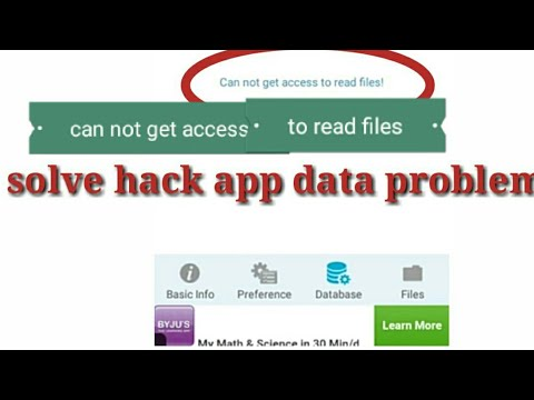 hack app data pro apk 2018