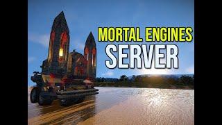 Mortal Engines Go On Rampage - Space Engineers Server