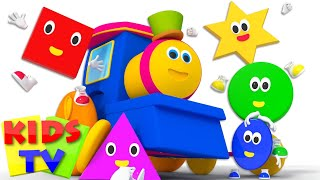 kids tv five little shapes