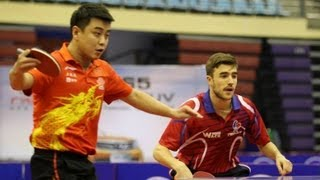 China Open 2013 Highlights: Ma Long/Timo...
