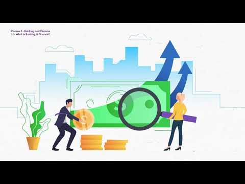 01. What is Banking & Finance?