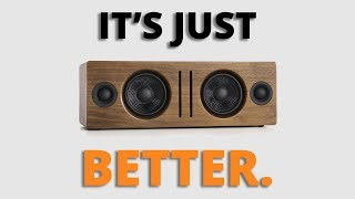 Audioengine 39 s B2 Bluetooth Speaker It 39 s Just Better