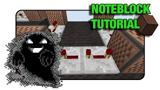 "Pokemon ""Lavender Town"" Doorbell - Note Block ""Tutorial"" (Minecraft Xbox/Ps3)"