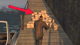 What Happens If I Push The Cocaine In The Water? (GTA Ballad Of Tony Fail)