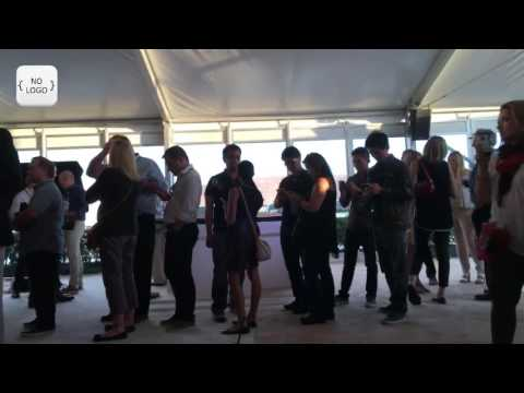 Tesla Gigafactory Grand Opening Party Clip 2