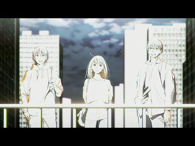 YOASOBI「三原色」Official Music Video