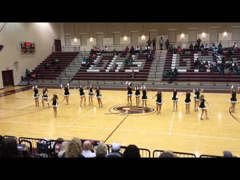 gardendale high school rockettes Christmas dance