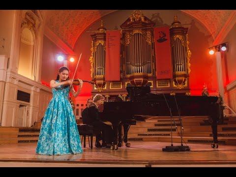 Mone Hattori (Japan) - Stage 1 - 15th International Henryk Wieniawski Violin Competition BINAURAL