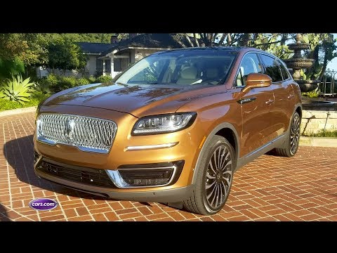 2019 Lincoln Nautilus: First Drive — Cars.com