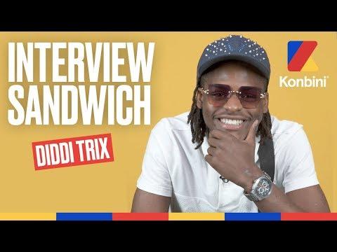 Youtube: Diddi Trix – Des trous de mémoire à cause de ces put**** de sandwichs | Konbini
