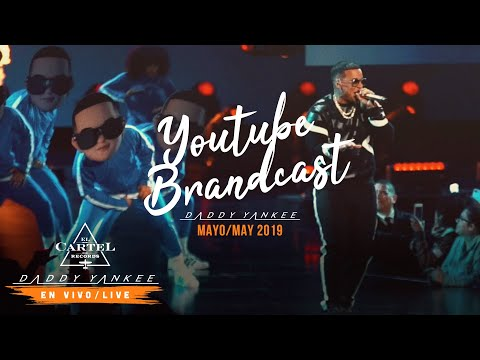 Daddy Yankee – YouTube Brandcast 2019