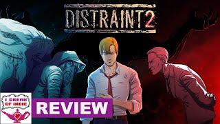 DISTRAINT 2 - Playstation 4 Review screenshot 3