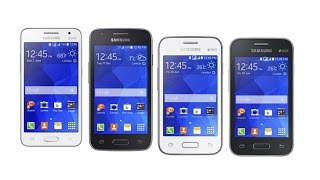Samsung Launches Four Budget Android 4.4 KitKat Galaxy Smartphones.