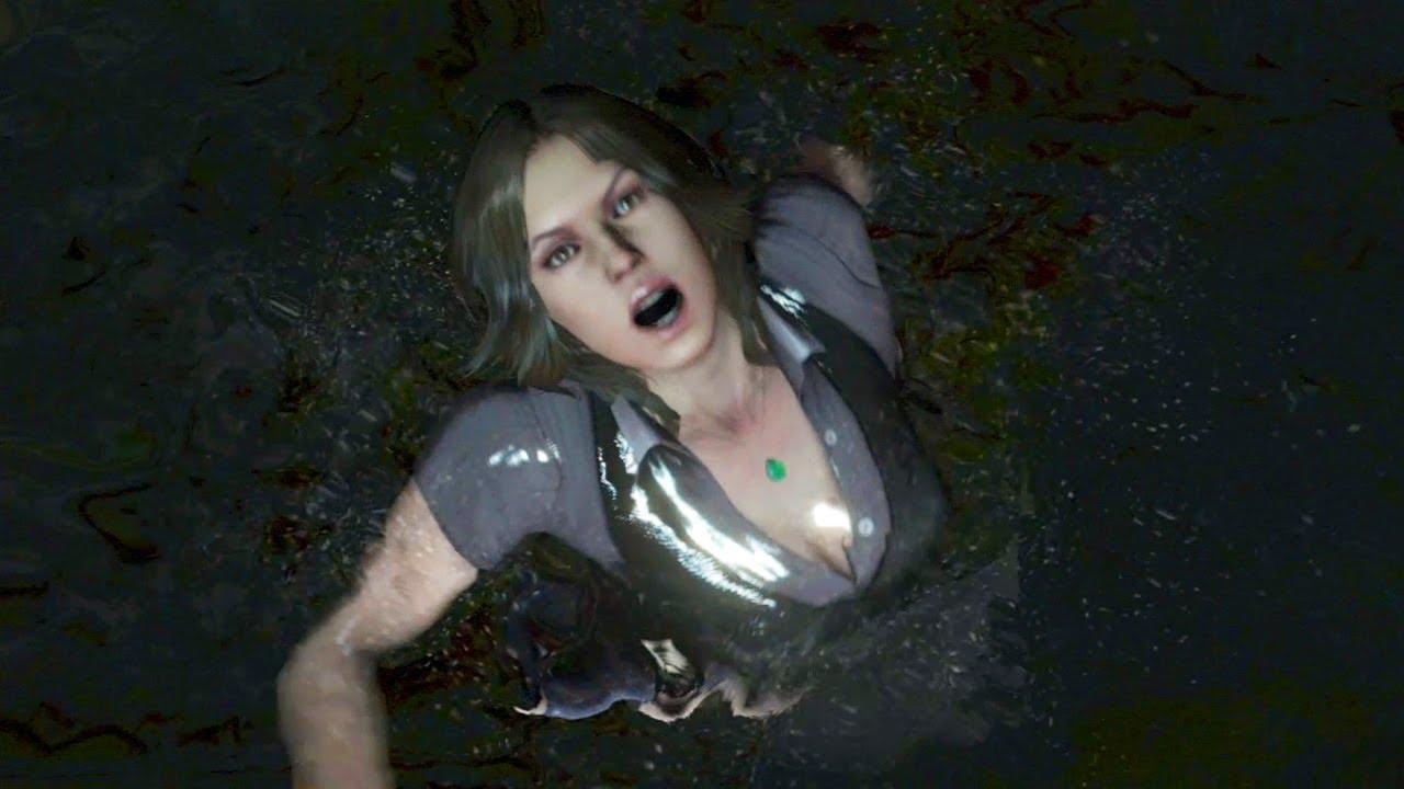 Resident evil 6 helena hentai
