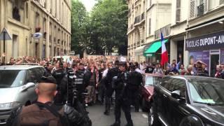 Mouvement du 14 juillet 2015 pour la destitution du gouvernement socialiste