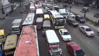 Gambar cover Jeepneys and Manila Traffic 2013
