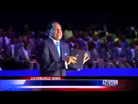 Pastor Chris Oyakhilome (PHD) Christ Embassy Church Hold on to God