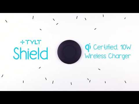TYLT Shield | Wireless Charger