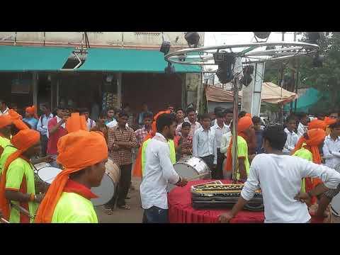 Taj akot band party in khamgaon ganpati visarjan