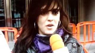 Antena3noticias.com: Las fans hacen cola para Tokio Hotel