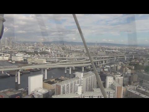 38 Florian auf Tour - Osaka 3.0 - Aquarium, Riesenrad, Sushi, Karaoke