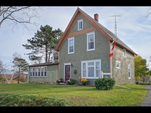 4156 route 10 North Carleton Road Extension House for sale in PEI Waterfront Pond