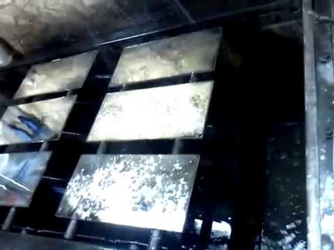 Making Antique Mirror Glass Tiles - Silvering and Antiquing Mirrors