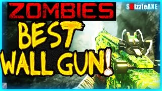 BLACK OPS 3 ZOMBIES BEST Wall Weapon/Gun in Zetsubou No Shima (Top Guns in BO3 Zombies NEW DLC 2)