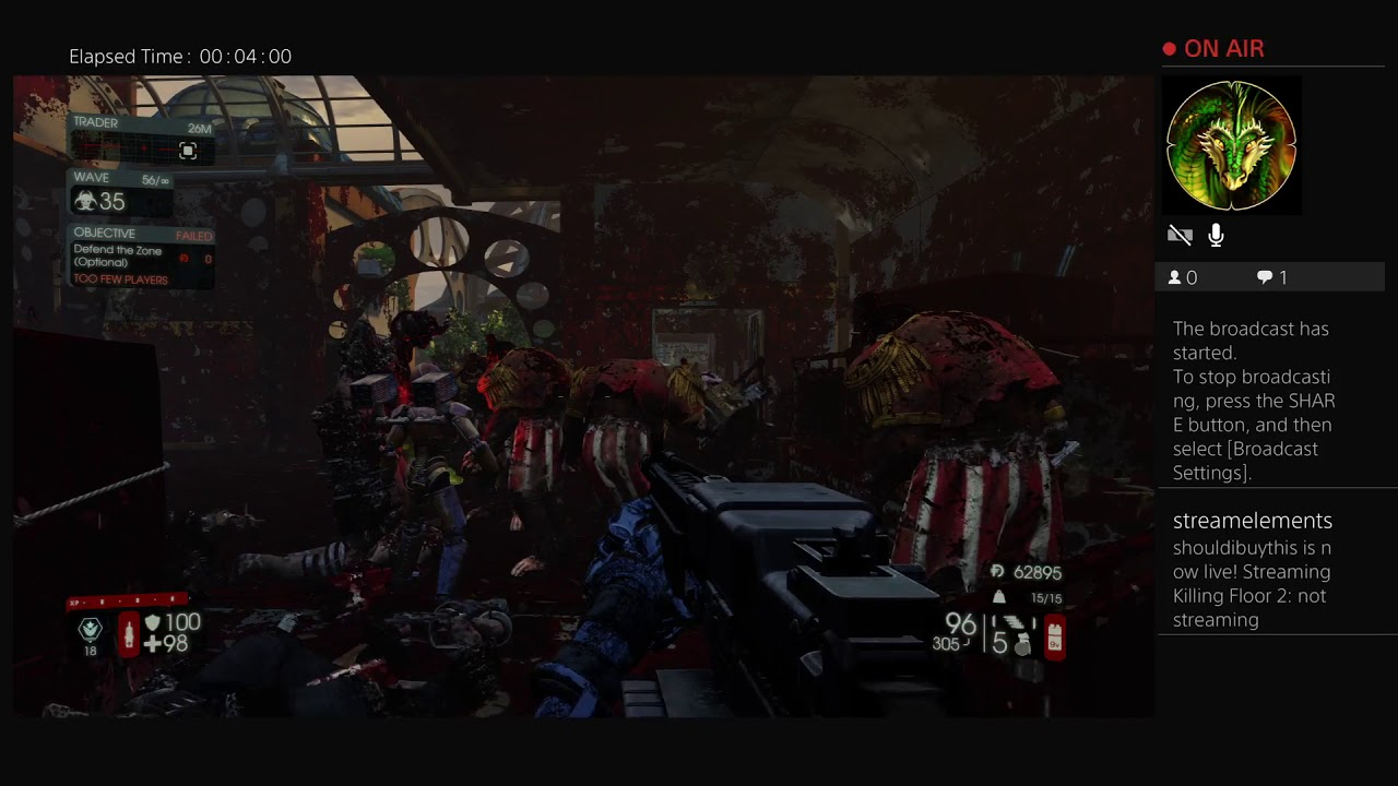 Update Killing Floor 2 Invincibility Glitch Fastest Way To Get Xp Level Up Perks Patched Youtube