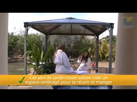 Gut Palram Pavillon Palermo FR - YouTube OW37