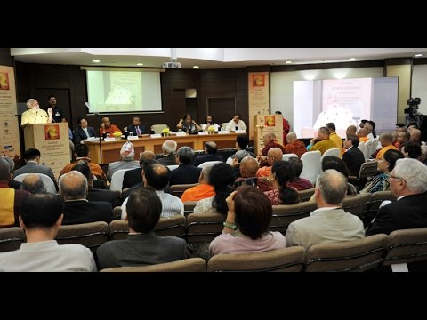 PM Modi at Global Hindu Buddhist Initiative on Conflict Avoidance and Environment Consciousness
