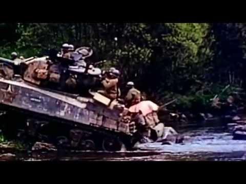 WW2: the battle of Metz, 1944 - the Iron Men of Metz - (full documentary)
