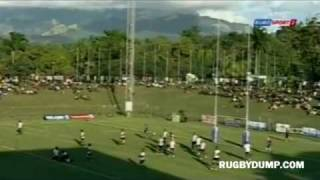 Tonga vs Fiji Highlights - Pacific Nations Cup 2011