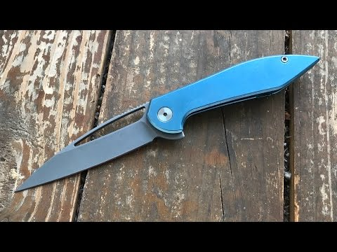 The Boos Blades Aero Pocketknife: The Full Nick Shabazz Review