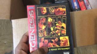 Craigslist Pickup Sega Genesis Classic Games 17 games in New York City