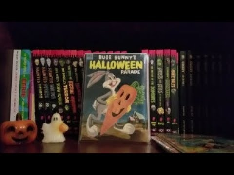 Halloween Special 2017: Featuring Merrie Melodies and Walt Disney